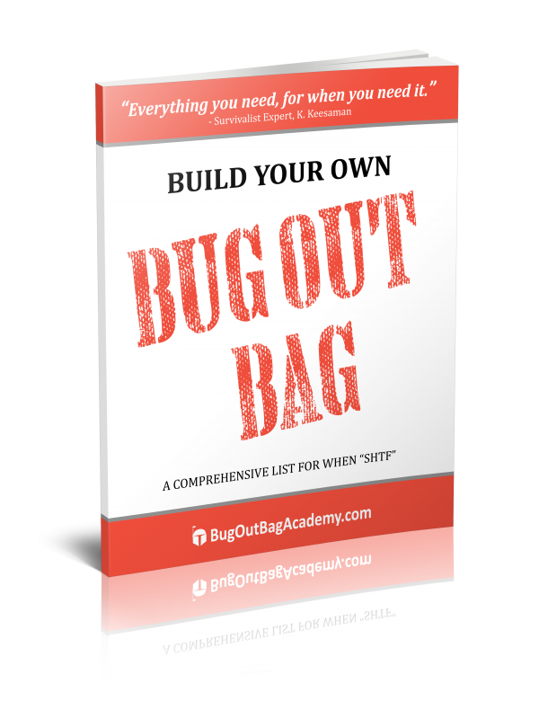 bug out bag list