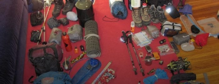 how to organize your bug out bag