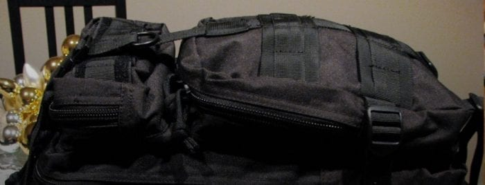 Outside of bug out bag