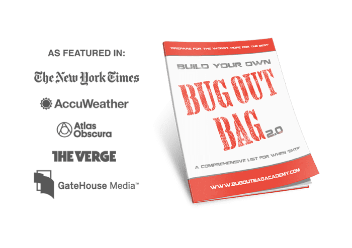 free bug out bag list